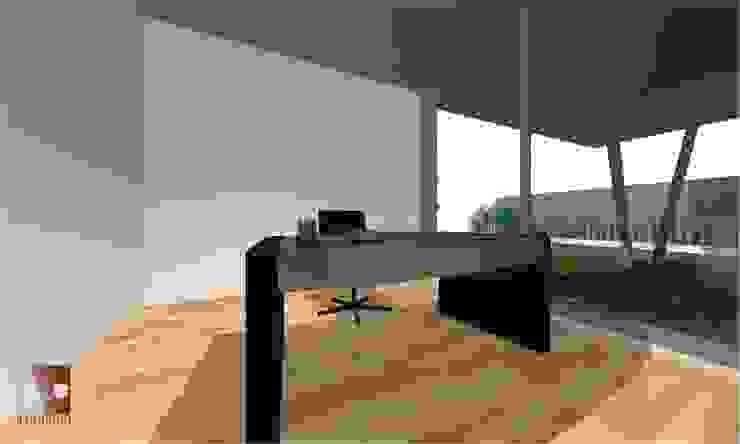 esc por LouProj - arquitectura e engenharia lda Moderno