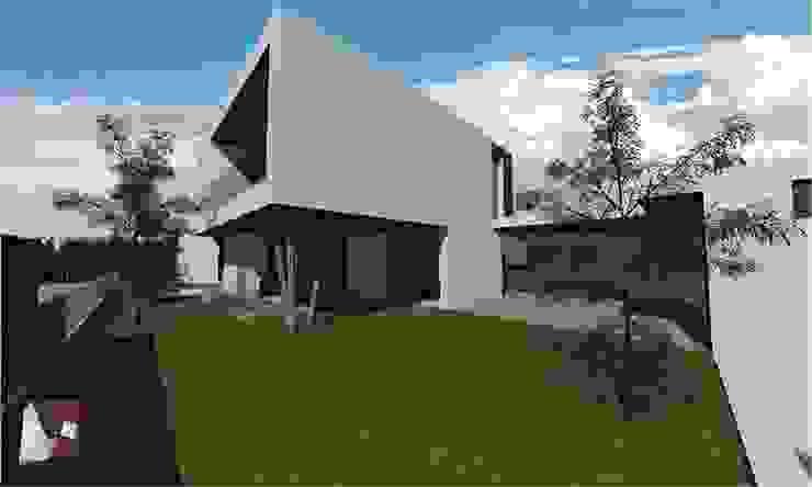 Casa da Aveleda I por LouProj - arquitectura e engenharia lda Moderno