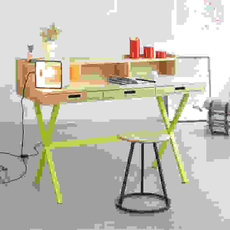 Study/office by Das rote Paket - Junges Design für Daheim