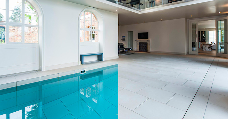 Swimming Pool to Entertainment Hall by Aqua Platinum Projects Classic