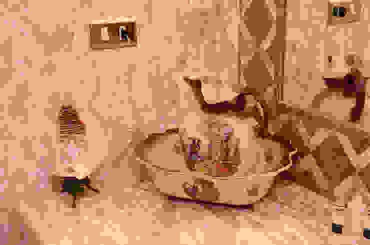 Tania Mariani Architecture & Interiors BathroomDecoration Marmer White