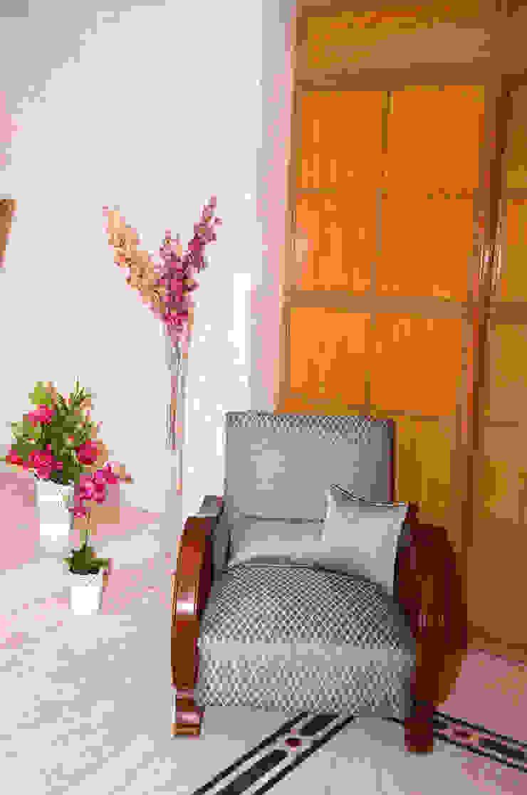 Tania Mariani Architecture & Interiors Living roomSofas & armchairs Tekstil Green