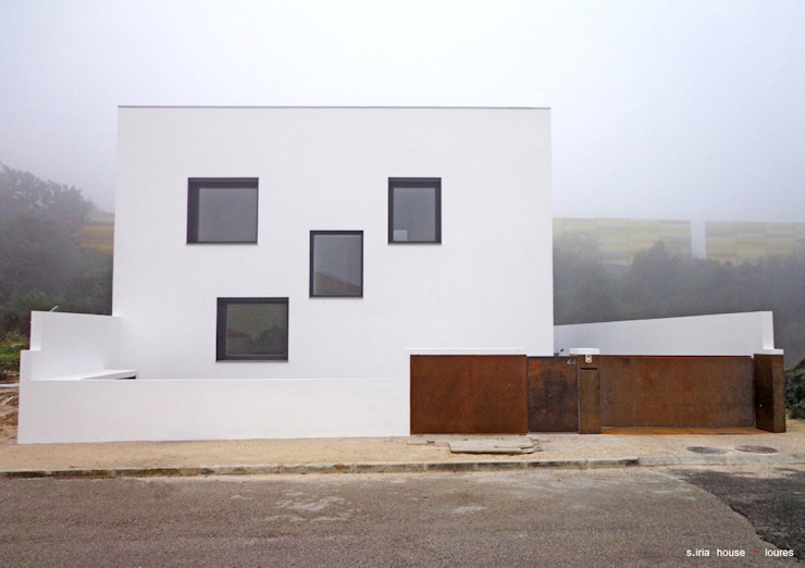 ที่เรียบง่าย  โดย nn.arq | arquitectos, มินิมัล