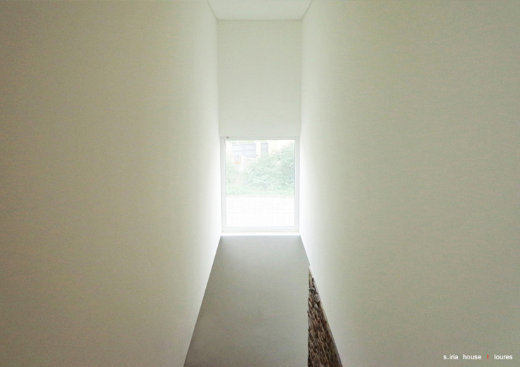 Minimal style window and door by nn.arq | arquitectos Minimalist
