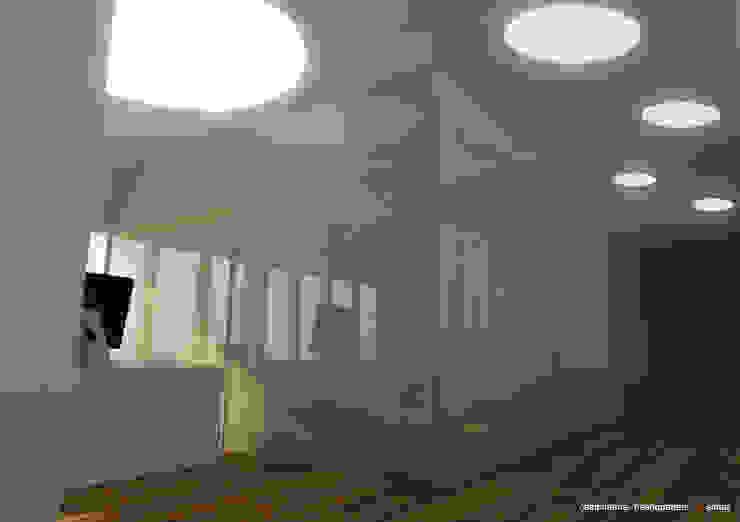 Campifarma HQ por nn.arq | arquitectos Minimalista