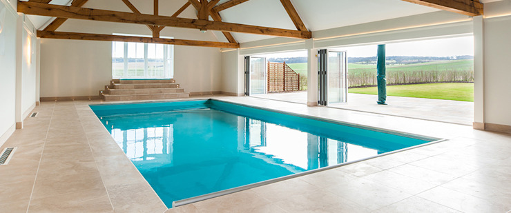 Swimming Pool Classic style pool by Aqua Platinum Projects Classic