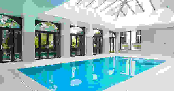 Swimming Pool - Bespoke Classic style pool by Aqua Platinum Projects Classic