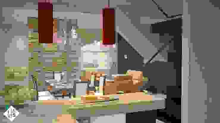 Casa Donna Cocinas modernas de Estudio 289 Moderno
