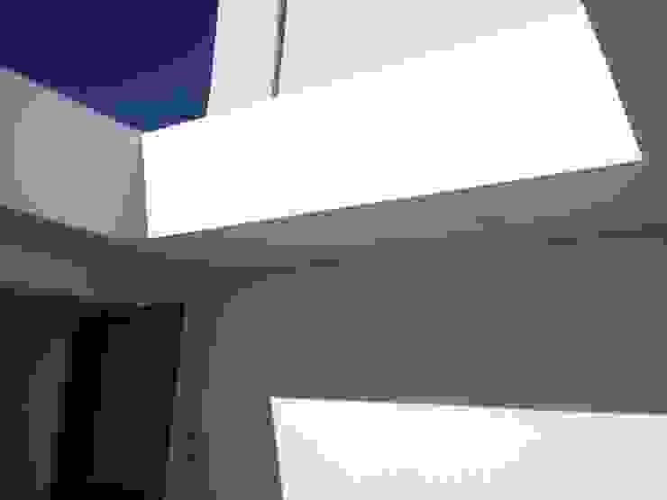 REMODELACION DE DOMO Paredes y pisos de estilo moderno de Alejandra Zavala P. Moderno