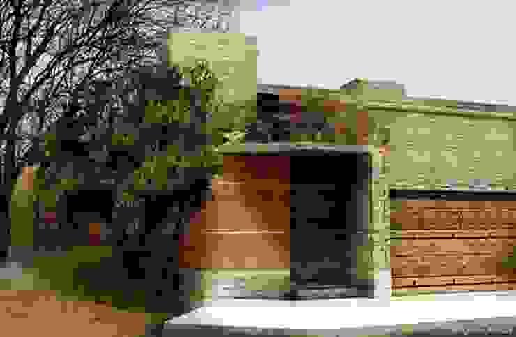 FACHADA Casas modernas de 75 Arquitectura Moderno
