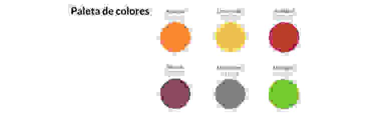 Paleta de colores de MARIANGEL COGHLAN