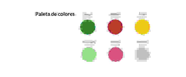 Paletas de colores de MARIANGEL COGHLAN Ecléctico
