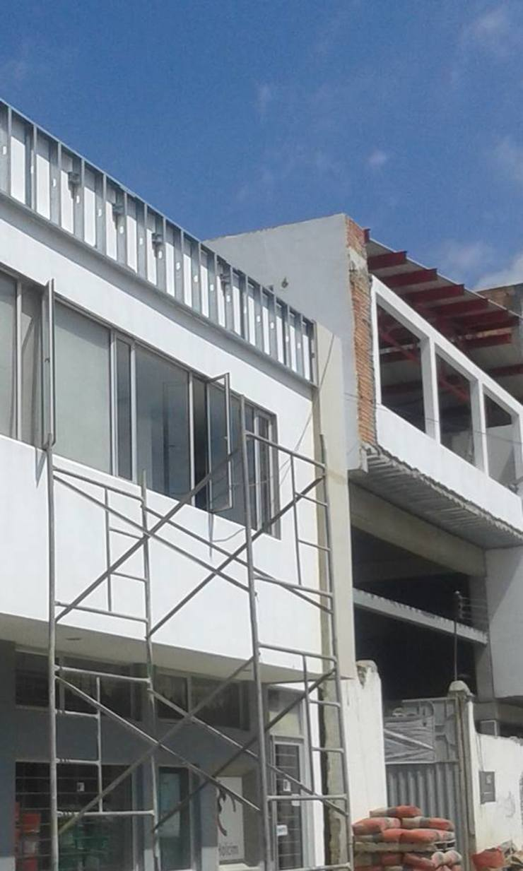 Inicio Fachada de Construfacil/Drywall SAS