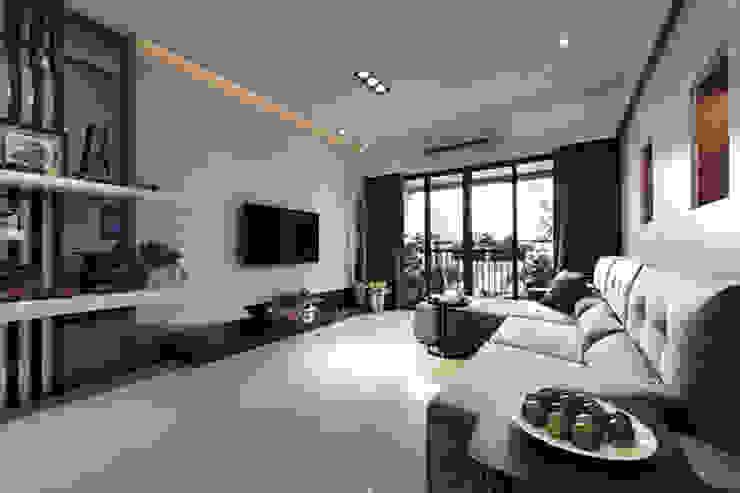 KD Panels Modern living room Wood Wood effect