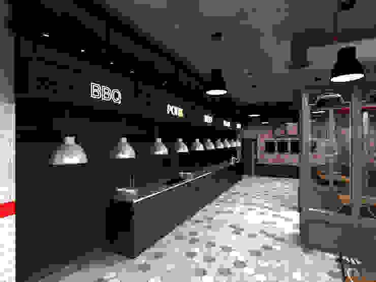 SOERAE BBQ_CHINA MANUAL by 2wavestudio (투웨이브스튜디오) 인더스트리얼