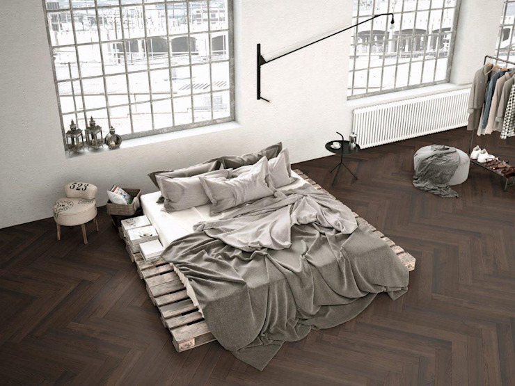 Modern Walls and Floors by Hain Parkett Modern Wood Wood effect