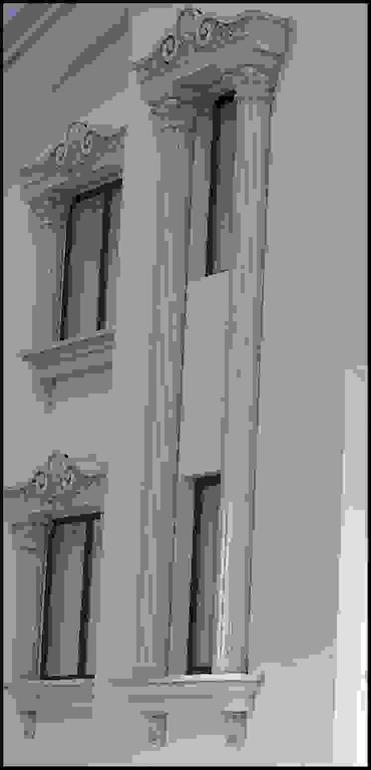 Poliüretan Söve Ürünleri ile Dış Cephe Tasarımları Polyes Dekorasyon İnş. Plastik San. ve Tic. Ltd. Şti. Klasik