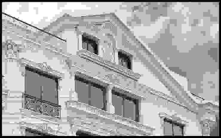 Poliüretan Söve Ürünleri ile Dış Cephe Tasarımları Klasik Oteller Polyes Dekorasyon İnş. Plastik San. ve Tic. Ltd. Şti. Klasik