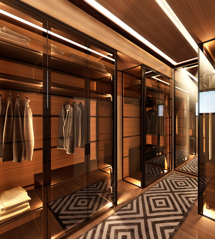 NLDigital Closets modernos