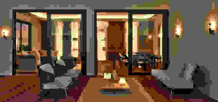 NLDigital Salas de estar modernas