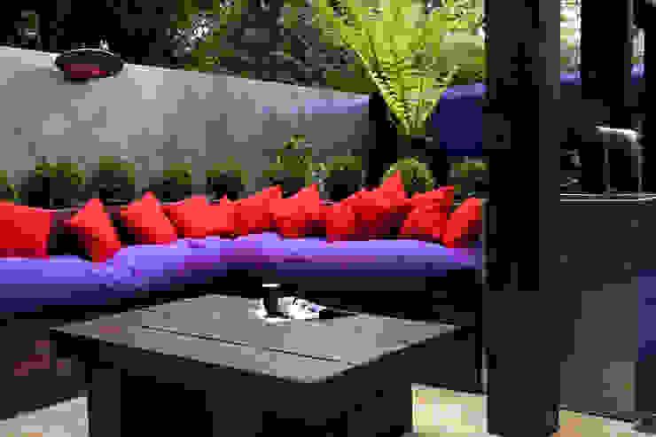 Contemporary Garden - North London Modern garden by Earth Designs Modern