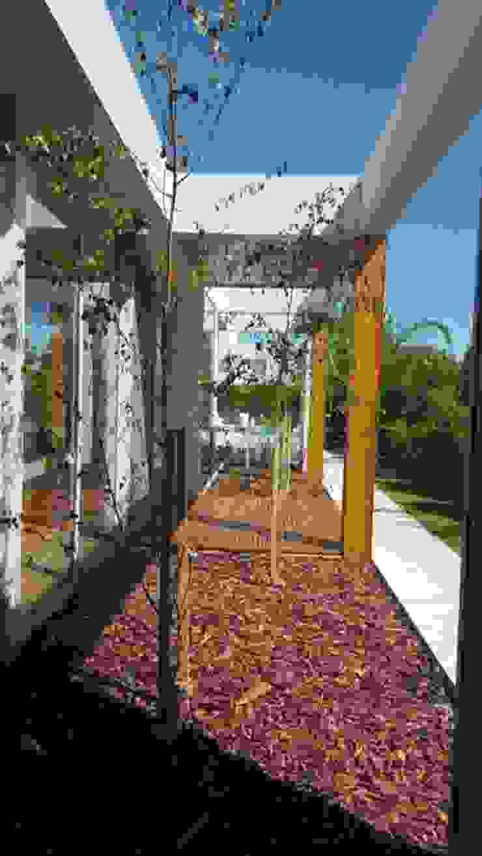 Minimalist style garden by estudio|44 Minimalist