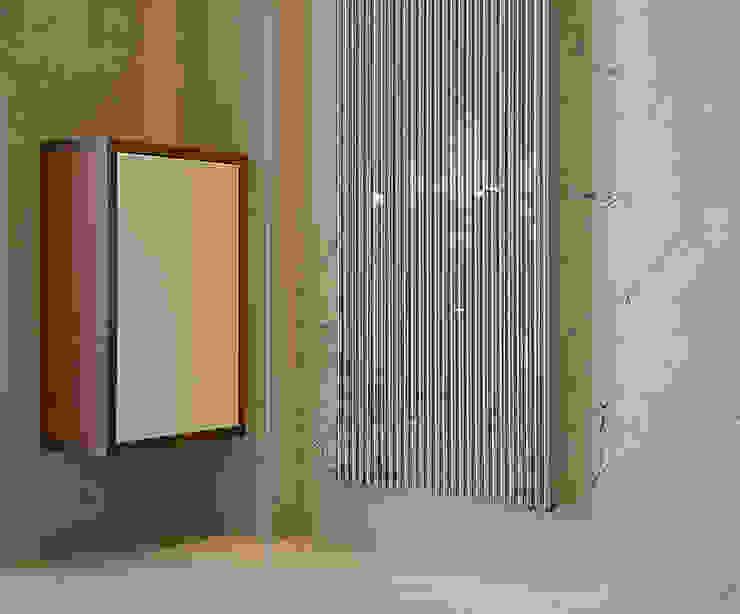 Termoarredo su marmo Zecevo Platform Studio Bagno moderno