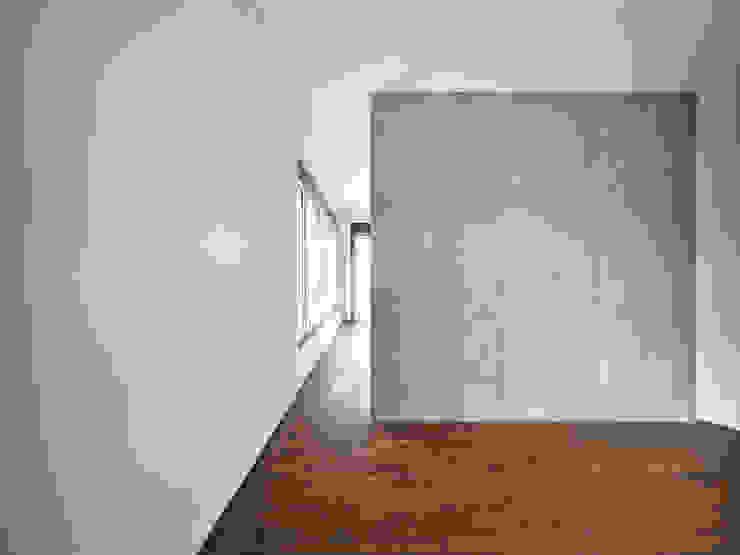 idA buehrer wuest architekten sia ag Dinding & Lantai Modern Beton