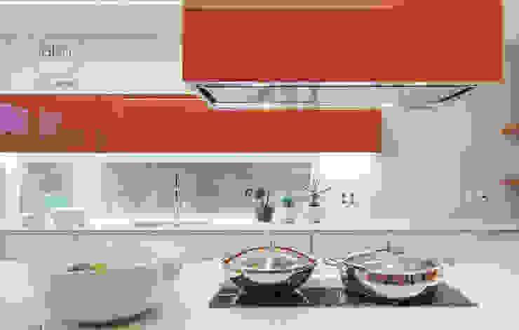 Cocinas de estilo minimalista de FABRI Minimalista