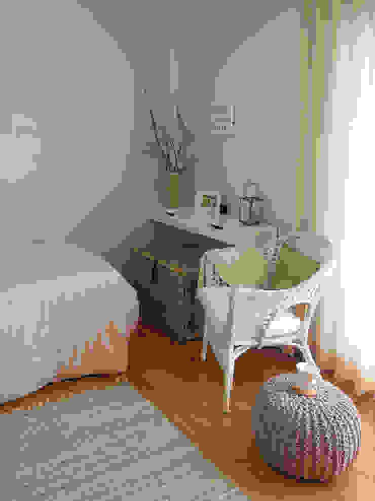 Quarto Sonho | Depois Quartos ecléticos por MUDA Home Design Eclético