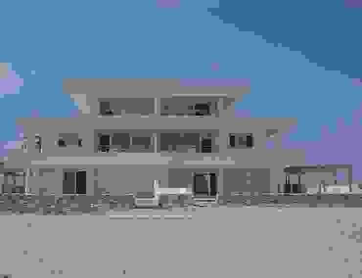 23,24 Casas de estilo mediterráneo de DYOV STUDIO Arquitectura, Concepto Passivhaus Mediterraneo 653 77 38 06 Mediterráneo Hormigón