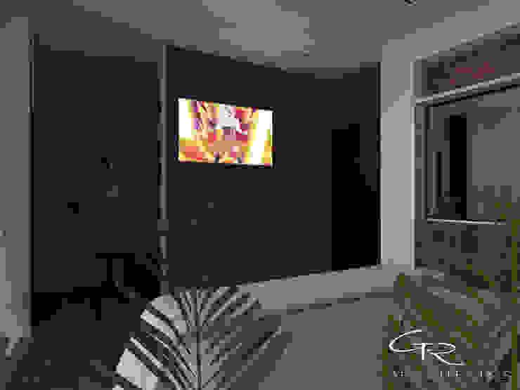 House Jc-1 Dormitorios minimalistas de GT-R Arquitectos Minimalista