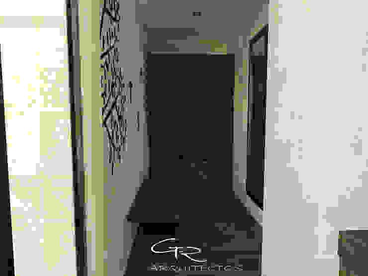 House Jc-1 Vestidores minimalistas de GT-R Arquitectos Minimalista