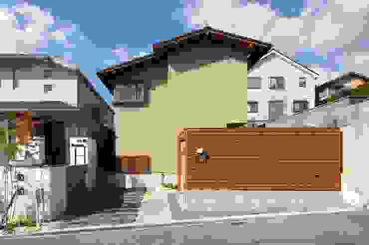 外観 オリジナルな 家 の アトリエ・ブリコラージュ一級建築士事務所 オリジナル