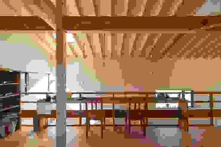 スタディスペース オリジナルデザインの 子供部屋 の アトリエ・ブリコラージュ一級建築士事務所 オリジナル