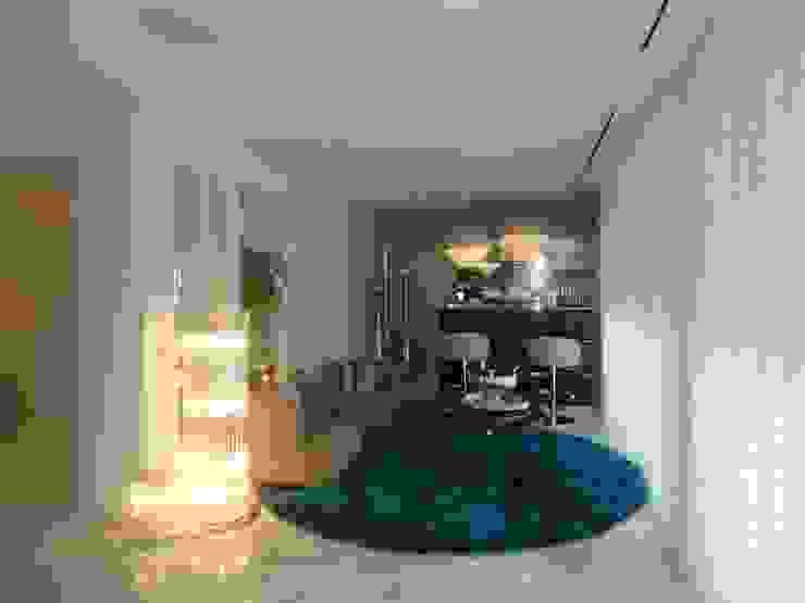 Sala de Estar Salas de estar modernas por Belgas Constrói Lda Moderno