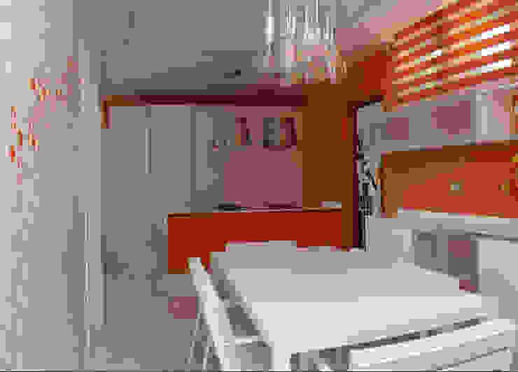Cozinha Cozinhas modernas por Belgas Constrói Lda Moderno
