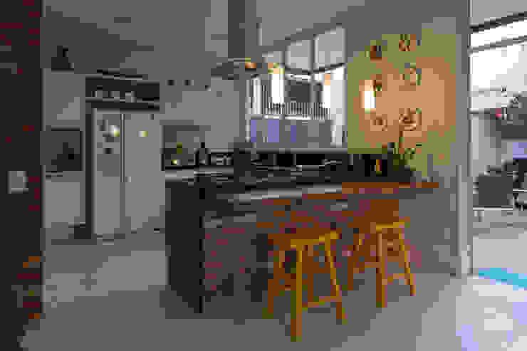 Cozinha JAA Arquitetos Cozinhas modernas