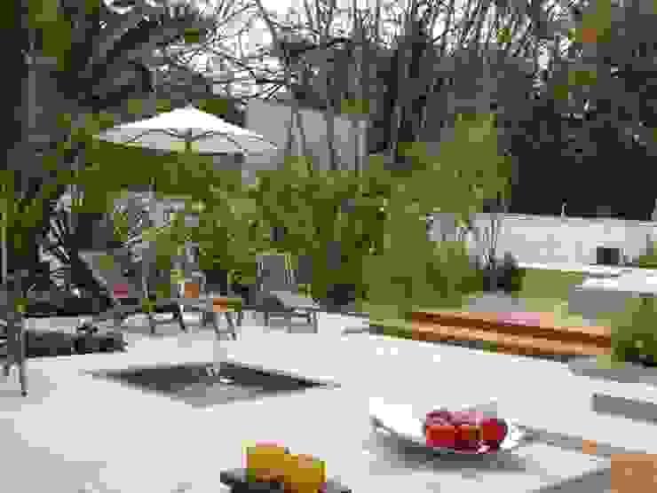 Modern style gardens by Emmilia Cardoso Designers Associados Modern