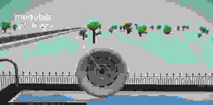 Plug&Play pool van TVR Kunststoffen BV Tropisch