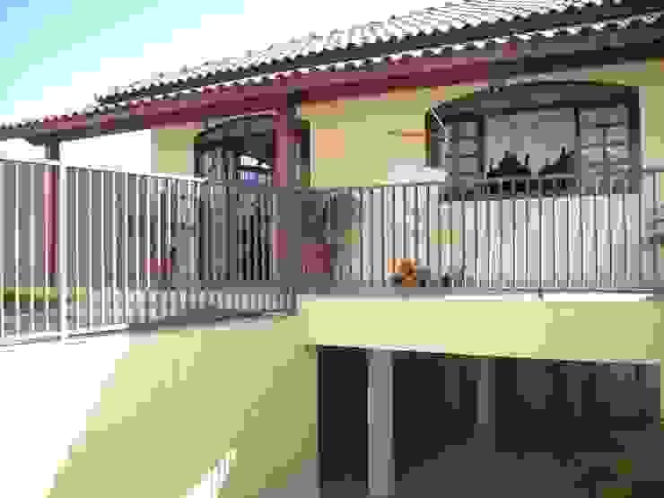 Casas de estilo  por MBDesign Arquitetura & Interiores, Moderno