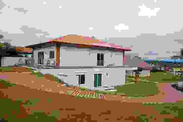Casa de Hóspedes Casas modernas por MBDesign Arquitetura & Interiores Moderno
