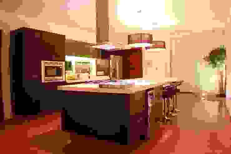 LOFT DC Cocinas modernas: Ideas, imágenes y decoración de Pablo Anzilutti | Arquitecto Moderno