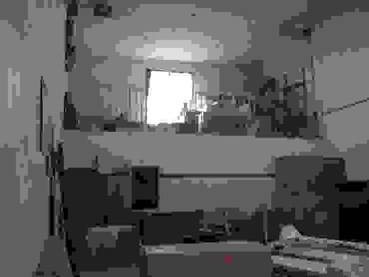 Estado previo Garajes modernos de Pablo Anzilutti | Arquitecto Moderno