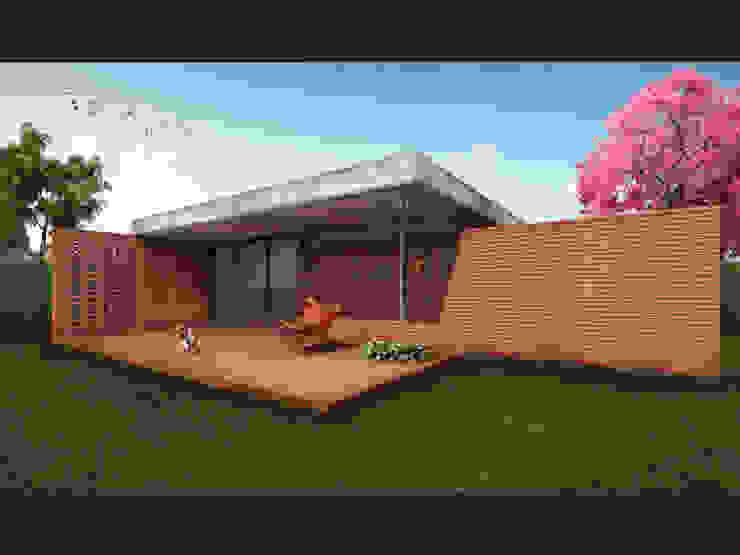 Casa LV Casas minimalistas de LATERAL Arquitectos Minimalista