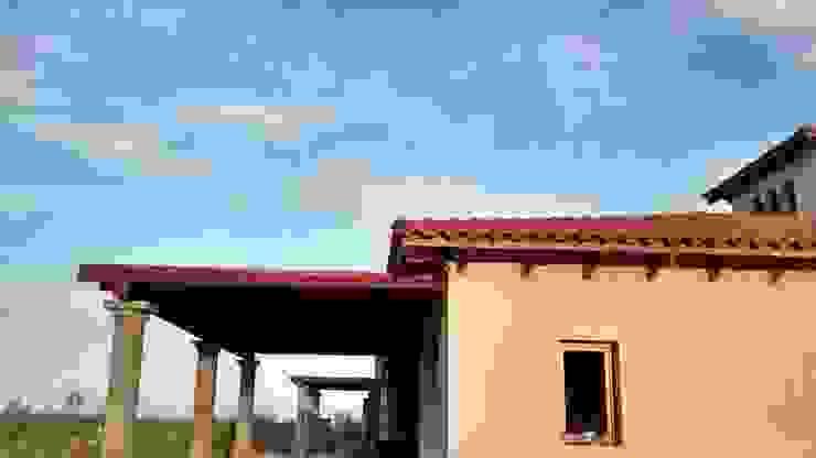 Vista oeste Casas coloniales de homify Colonial