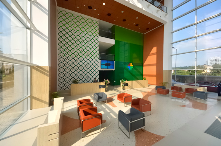Ruby Hall Clinic - Wanowrie by Chaney Architects Modern
