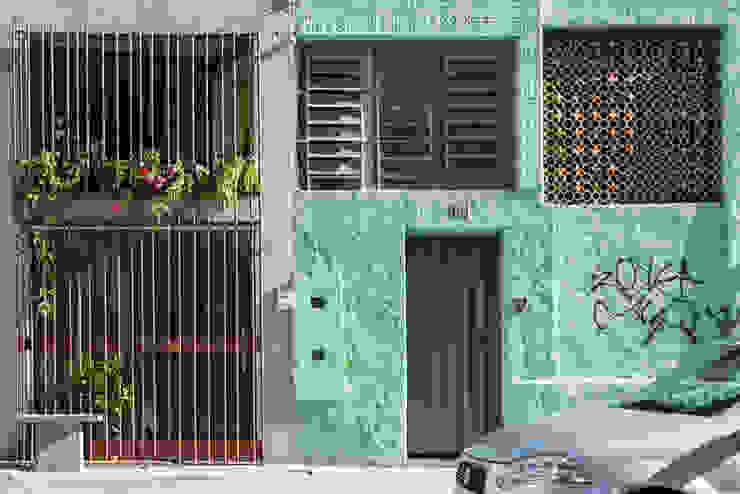 LOFT VOVÔ Casas modernas de MEIUS ARQUITETURA Moderno