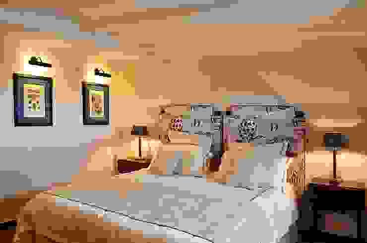 Villa La Pietra - Riviera di Levante Modern Bedroom by Studio Codebò Vergnano Modern