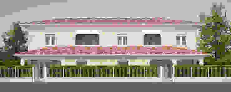 2P COSTRUZIONI srl Casas de estilo clásico